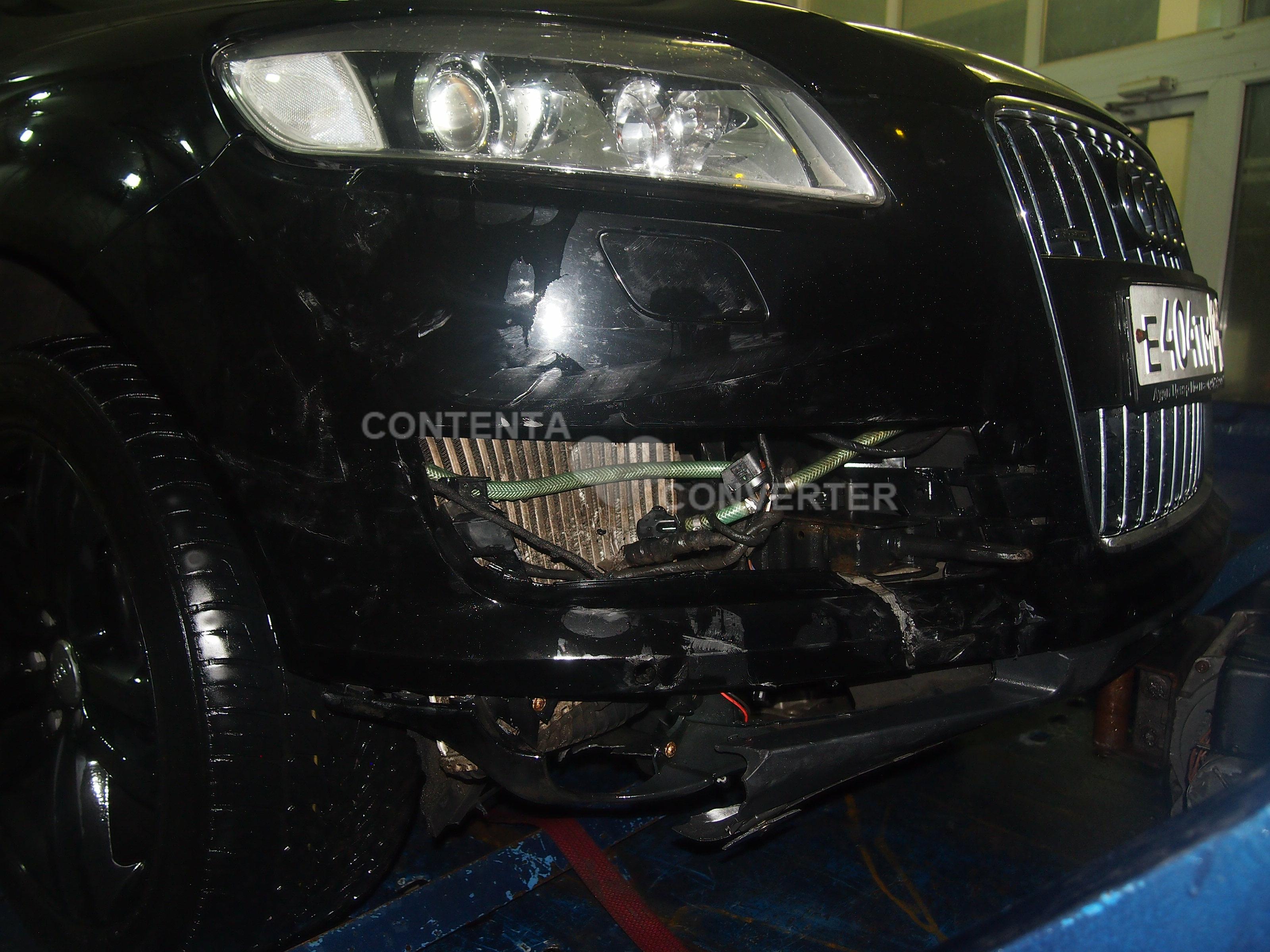 Кузовной ремонт Ауди Q7