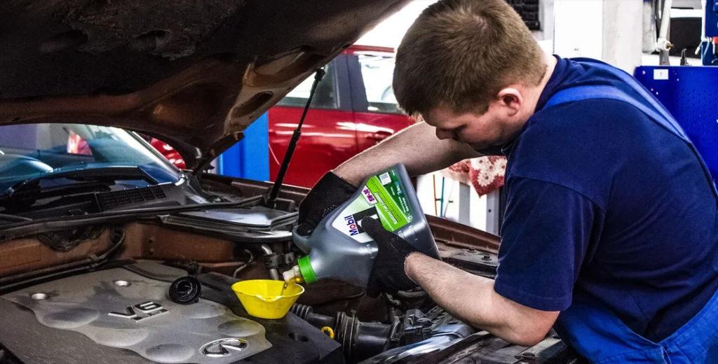 техническое обслуживание авто в видном
