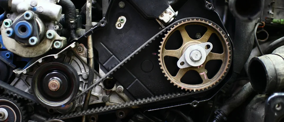 ремонт двигателя в видном