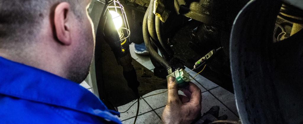 Реставрация электропроводки